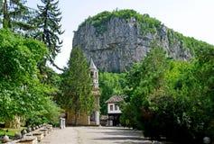 Famous Dryanovo St. archangel Michael monastery Stock Images