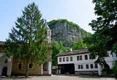 Famous Dryanovo St. archangel Michael monastery Stock Photo