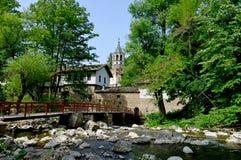 Famous Dryanovo St. archangel Michael monastery Stock Image