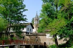 Famous Dryanovo St. archangel Michael monastery Royalty Free Stock Photography