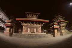 Famous Durbar Square Royalty Free Stock Images