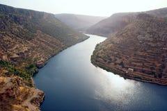Famous Euphrates River Royalty Free Stock Photos