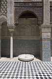 Famous in Fez Royalty Free Stock Images