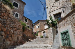 Famous Fornalutx, Mallorca Royalty Free Stock Image