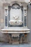 Famous fountain Stock Photo