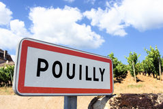 Famous french village Stock Photo