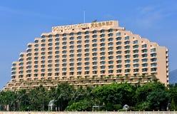 Famous Gold coast hotel, Hongkong. Buiding of Gold coast hotel in Hongkong, 2016 Stock Images
