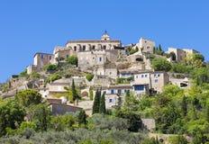 Famous Gordes medieval village Royalty Free Stock Photo