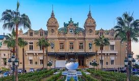 Monaco Grand Casino In Monte Carlo On Place Du Casino With The M