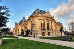 Famous Grand Palais - Big Palace, Paris Stock Image