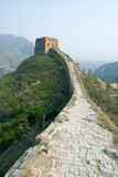Famous great wall at Simatai Royalty Free Stock Photos