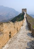 Famous Great Wall - Simatai part Royalty Free Stock Image