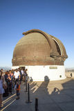 Famous Griffith observatory in Los Stock Photos
