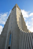 Hallgrimskirkja, Reykjavik, Iceland Royalty Free Stock Photo
