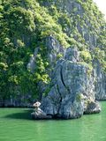 The famous Halong Bay Stock Images