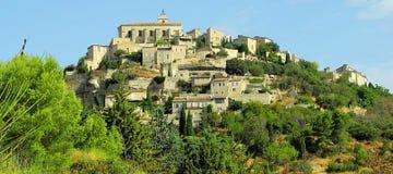 Gordes, Provence royalty free stock photos