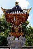 Famous Hindu Car Temple, Nusa Penida, Bali Stock Images