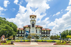 Famous historic city hall in Lake Stock Images