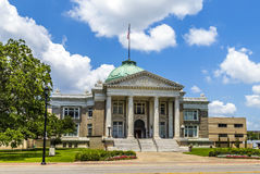 Famous historic city hall in Lake Royalty Free Stock Images