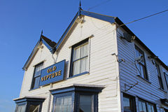 Famous historic old neptune public house Royalty Free Stock Photos