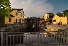 Famous Hoian City - Vietnam Stock Image