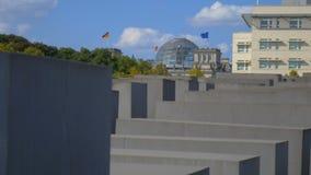 Holocaust Memorial,Reichstag building, Berlin, Germany