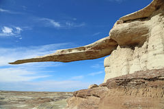 Famous hoodoo King of wings Royalty Free Stock Image