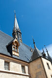 Famous hospice in Beaune. France Stock Photography