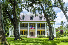 Famous Houmas House plantation Stock Image