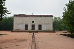 Famous Humayun's Tomb in Delhi, India. It is the tomb of the Mughal Emperor Humayun Stock Photography