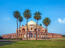 Famous Humayuns Tomb In Delhi Royalty Free Stock Photography