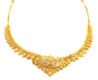 Free Famous Indian Bridal Necklace Royalty Free Stock Photos - 28481468