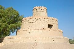 Jahili fort Stock Image