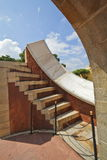 Jantar Mantar Observatory Royalty Free Stock Photos