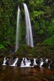 Stony Jumog Waterfall Central Java Royalty Free Stock Photos