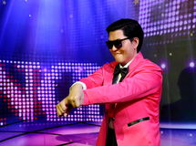 Korean singer Psy Royalty Free Stock Photo