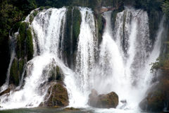 Famous Kravica waterfalls Royalty Free Stock Image