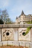Famous landmark of Pau Stock Photography