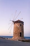 Famous landmark of Rhodes Island Greece Stock Photos