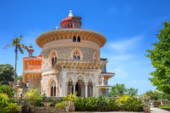 Famous landmark in Sintra, Lisbon, Portugal, Europe Royalty Free Stock Photos