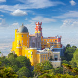 Famous Langmark, Sintra, Lisboa, Portugal Stock Photography