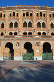 Famous Las Ventas Bullring Stock Photo