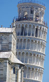 Famous Leaning Tower of PISA Royalty Free Stock Images