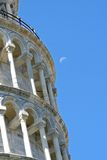Famous leaning tower of Pisa in Piazza dei Miracoli 2 Stock Image