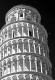 Famous leaning tower of Pisa in Piazza dei Miracoli 6 Royalty Free Stock Image