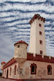 Famous lighthouse Stock Photography