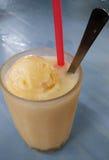 Famous Malacca Coconut Milkshake stock photos
