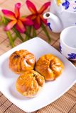 Famous Malaysian food - Siew Pao Stock Image