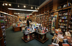 Famous Manhattan Bookstore Royalty Free Stock Image