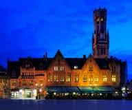 Burg, Bruges, Belgium Royalty Free Stock Images